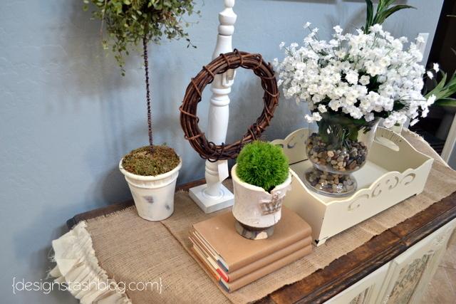 DIY Wreath hanger Tutorial