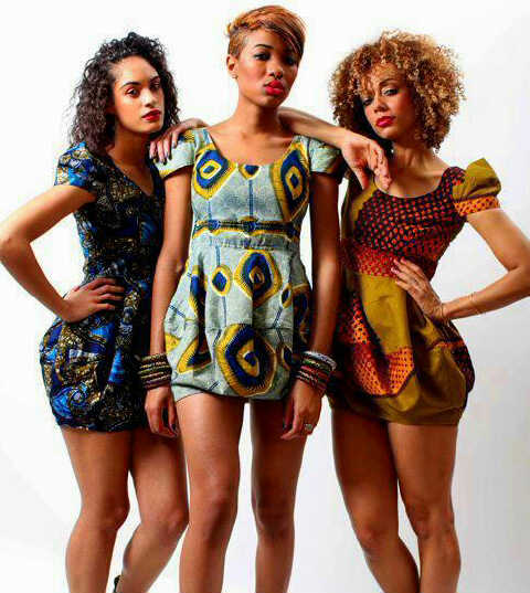 search results for ankara designs and trends black