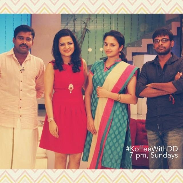 Koffee With DD Raja Murugan,Dinesh And Malavika Nair Cuckoo Tamil Movie Team 23-03-2014 Full Program Vijay Tv  Watch Online Free Download