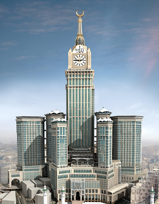 Makkah Tower Clock