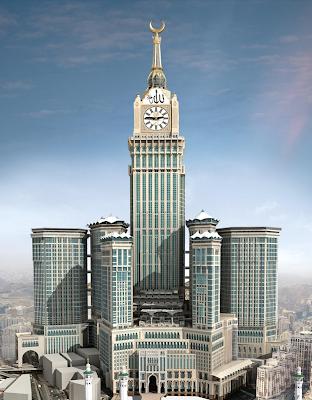 Makkah Tower Clock