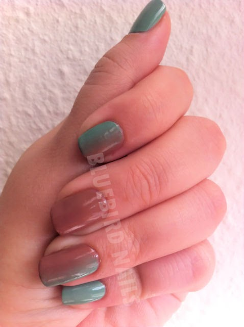 Gradient using OPI