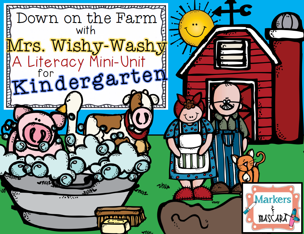 http://www.teacherspayteachers.com/Product/Down-on-the-Farmwith-Mrs-Wishy-Washy-1452651