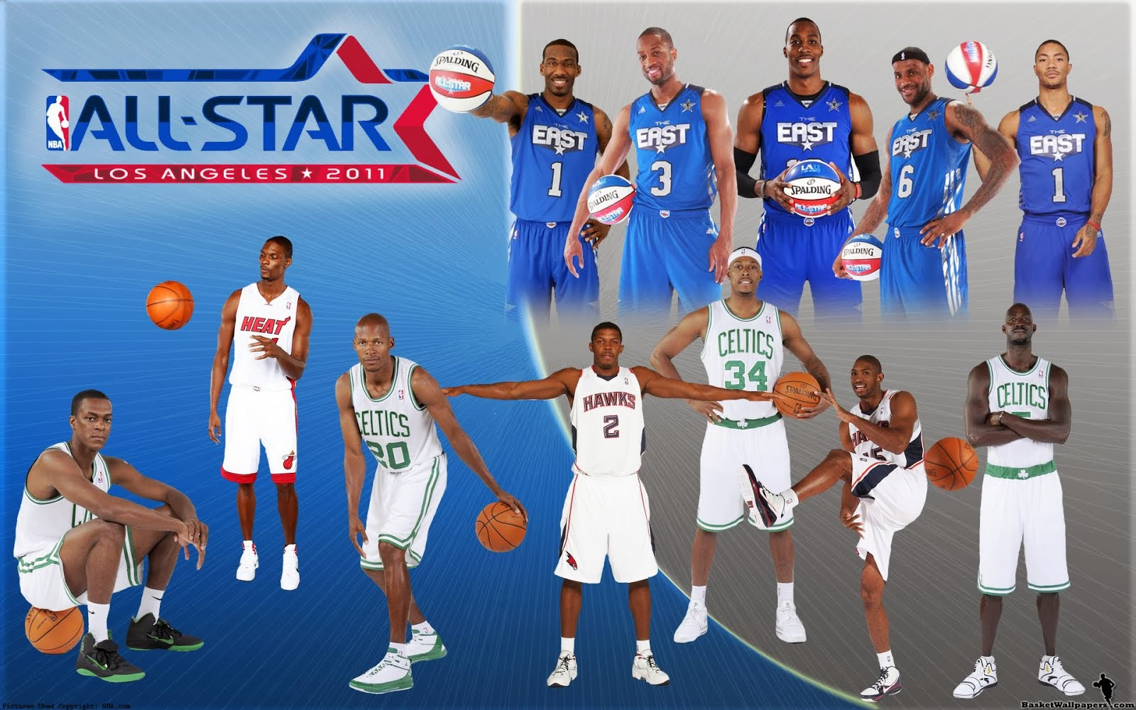 Nba All Star Basketball Wallpapers