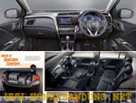 Interior Mobil All New Honda City