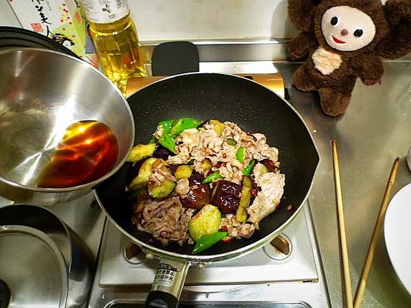 夏野菜の和風カレーの作り方(3)