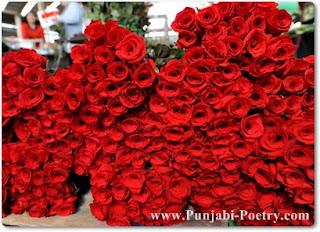 Aah Chak Rose Ni Naale Propose