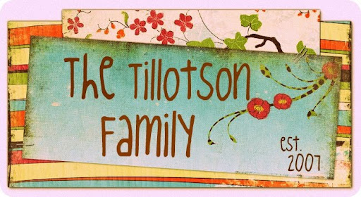 The Tillotson Family