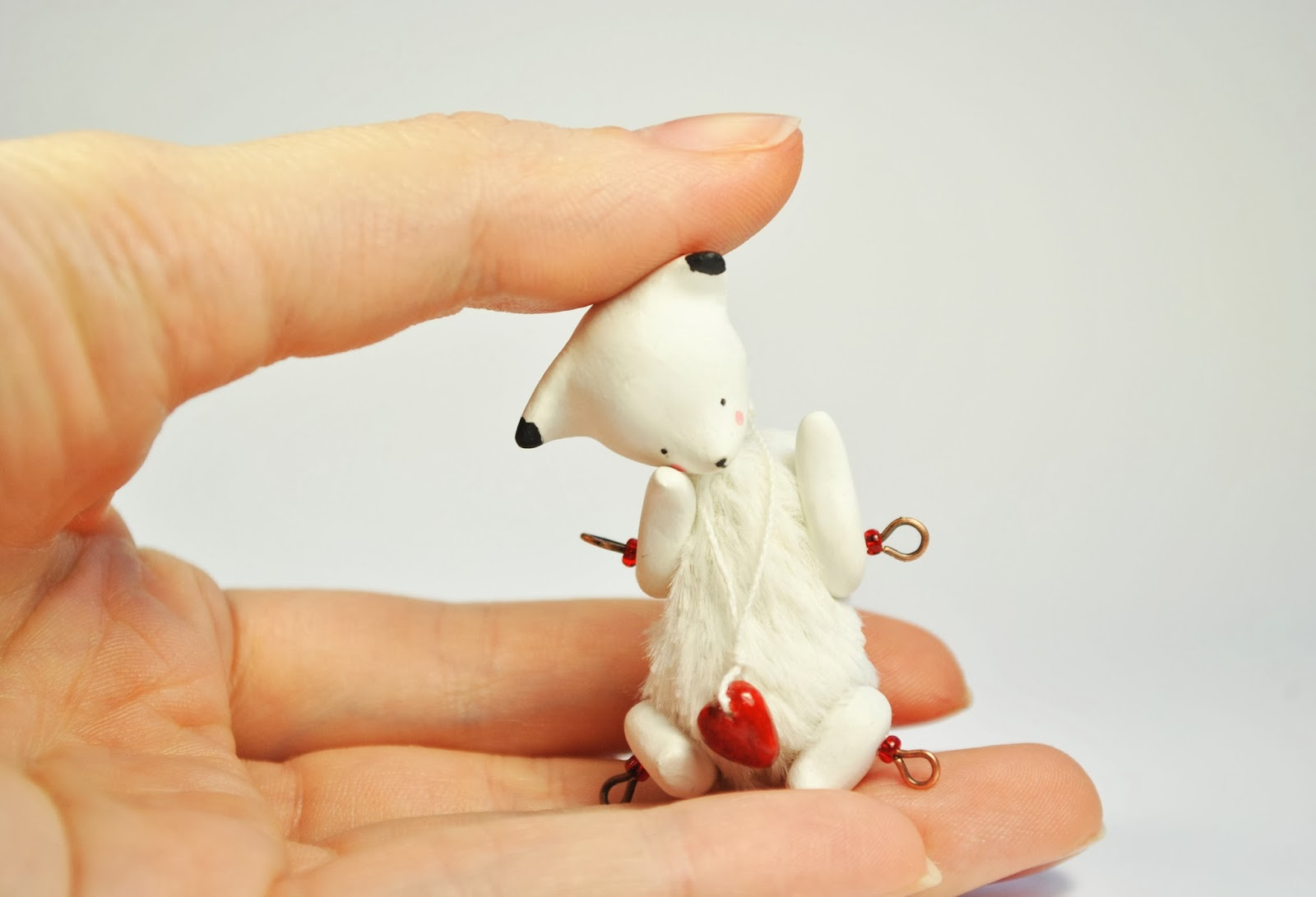 полярный лисенок