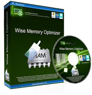 تحميل برنامج Wise Memory Optimizer 3.21.79 لزيادة سرعة الكمبيوتر مجانا