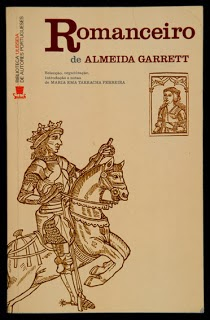 Romanceiro - Almeida Garrett (capa)