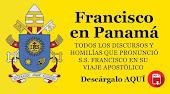 DISCURSOS DEL PAPA EN LA JMJ DE PANAMA.