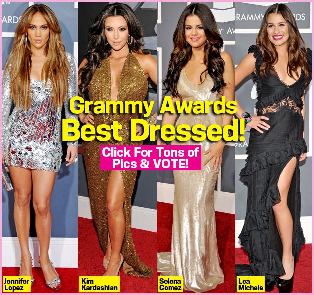 gwen stefani 2011 grammys. 2011 Grammy Awards Best
