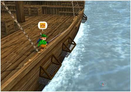 Mabinogi Ocean Fishing