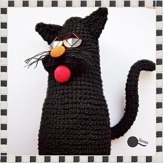 Czarny Gutek - kot nad koty:)