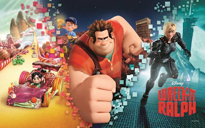 Wreck It Ralph worlds