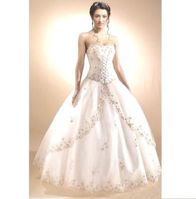 Kell belle studio alfred angelo fairy tale wedding dress for Fairytale inspired wedding dresses