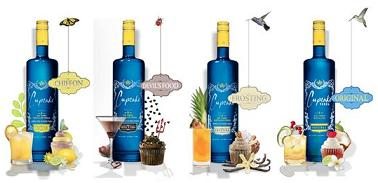 Swedish Fish Vodka on Produced Only Wines  Cupcake Winery Came Out Wtih A Line Of Vodka