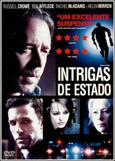 Intrigas de Estado www.tudoparadownloads.com poster Download   Intrigas de Estado   AVI Dual Áudio + RMVB Dublado DVDRip