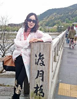 meheartseoul.blogspot.com | Kyoto - Togetsukyo Bridge