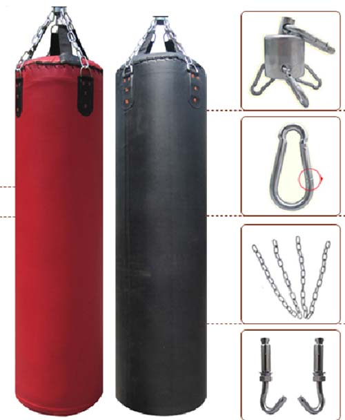 how to properly hit a punching bag