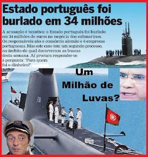 paulo portas submarinos