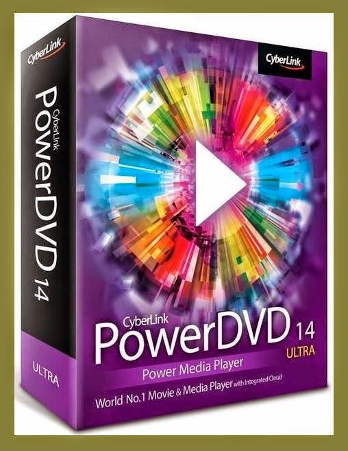 Cyberlink Power DVD Ultra 3D 14.0.3917.58 Retail multilingual Full Version