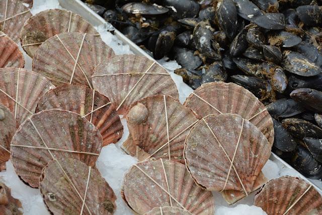 Les Fruits de Mer Marseille mussels