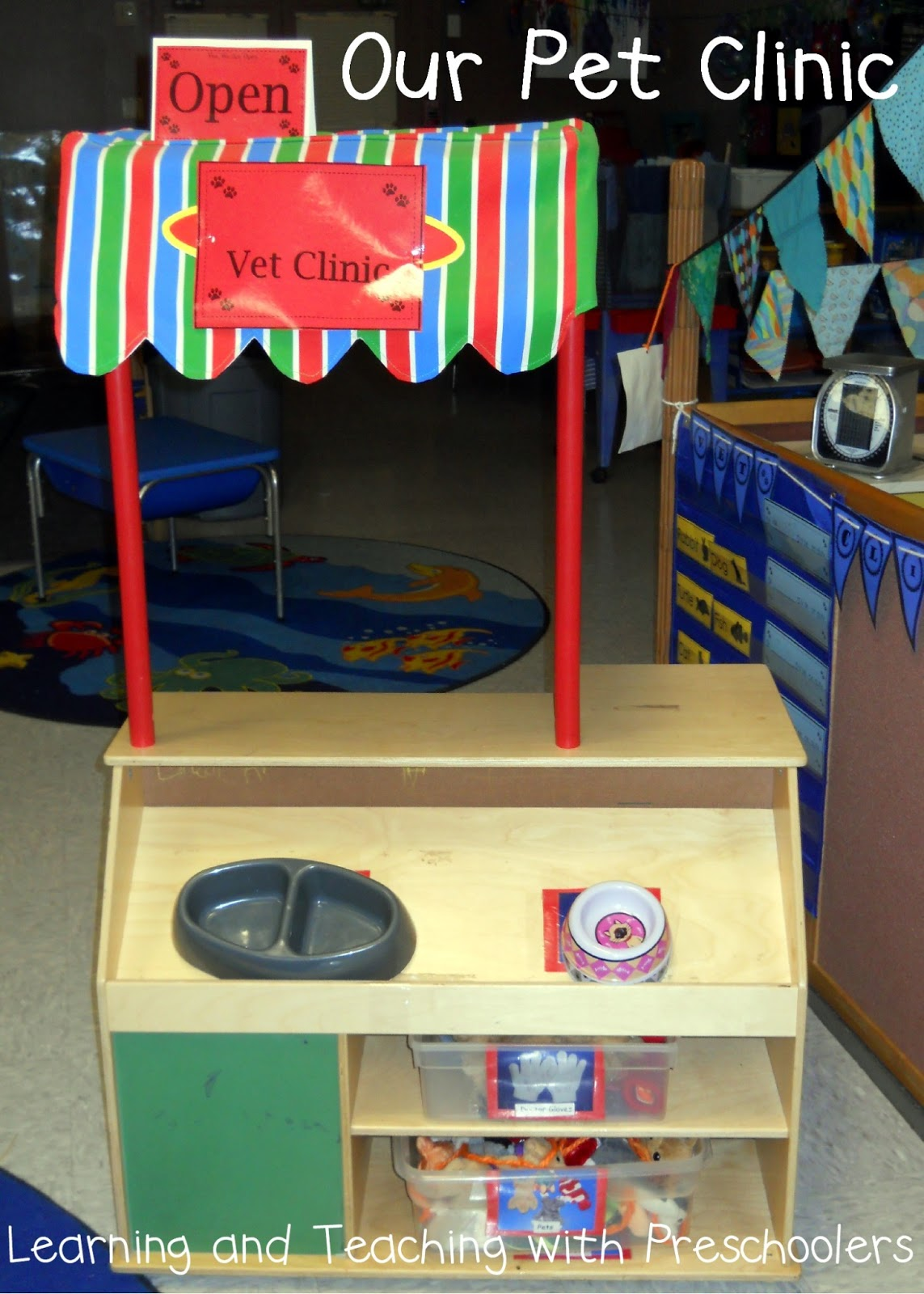 Learning and Teaching With Preschoolers: Pet Clinic ... - photo#41