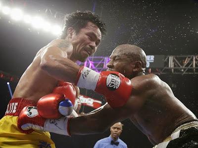 """Las mejores imágenes del """"Combate del Siglo"""": Mayweather vs Pacquiao"""