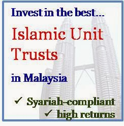Islamic unit trusts investment