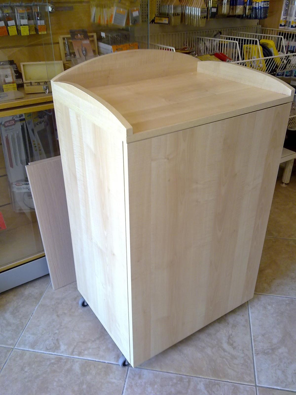 Fai da te hobby legno fasciatoio for Fasciatoio fai da te
