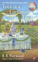 Giveaway: Town in a Cinnamon Toast