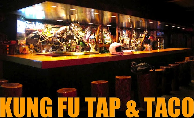 Kung Fu Tap and Taco