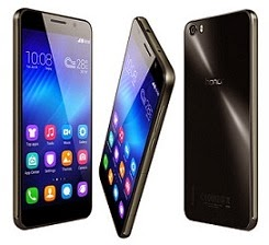 Huawei Honor 6 H60-L04 (Black) for Rs.19999 Only + Free High quality Screen Guard and Back Film inside box
