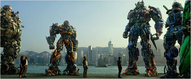 """Autobots en """"Tansformers: La Era de la Extinción"""""""