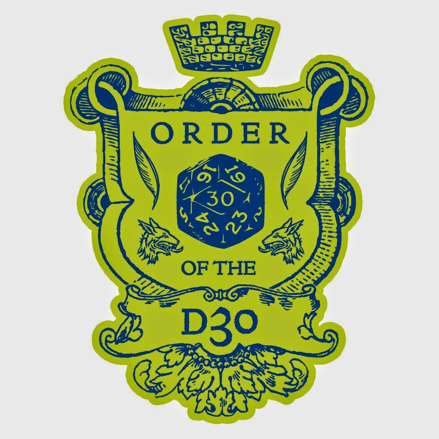 30-tahokkaan ritarikunta
