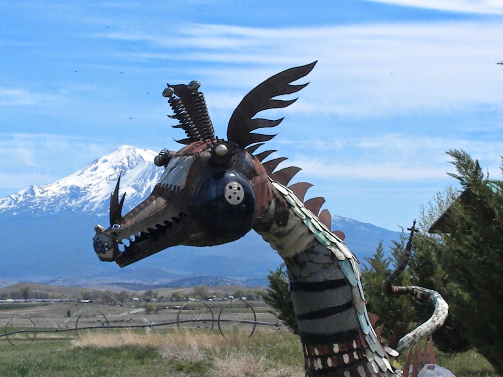 Ralph Starritt's Dragon