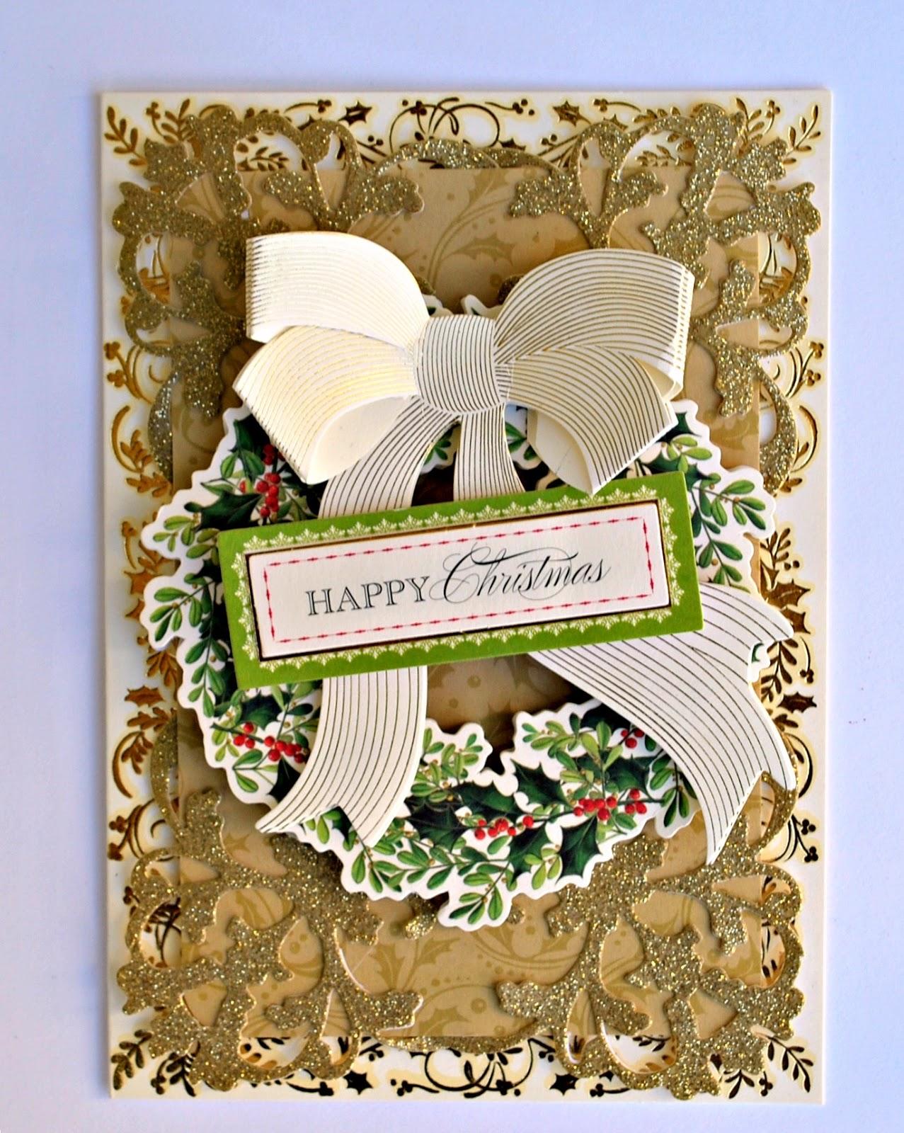 Anna Griffin Christmas Card Kit
