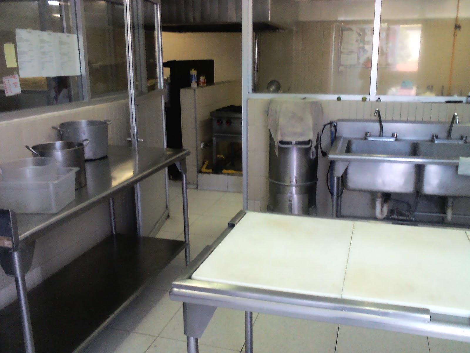 Comedor hgz 2 reas del comedor for Mision comedor industrial