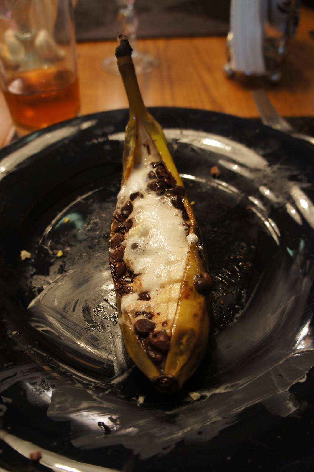 Something Yummy for your Tummy!!: Campfire Banana Splits