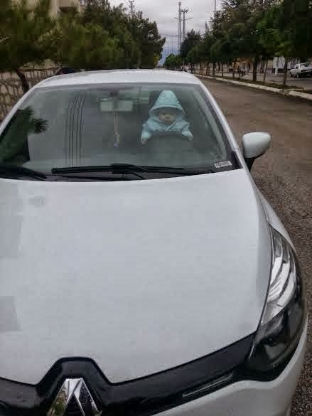 Clio 4 Ön