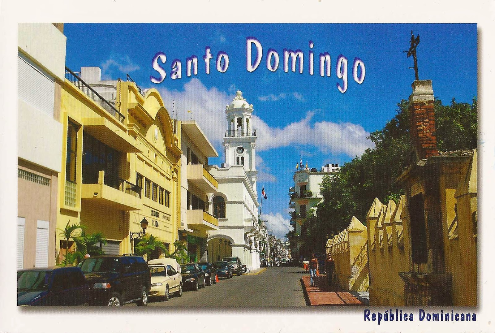 Santo Domingo Dominican Republic  city pictures gallery : Journey of Postcards: Santo Domingo: capital of Dominican Republic