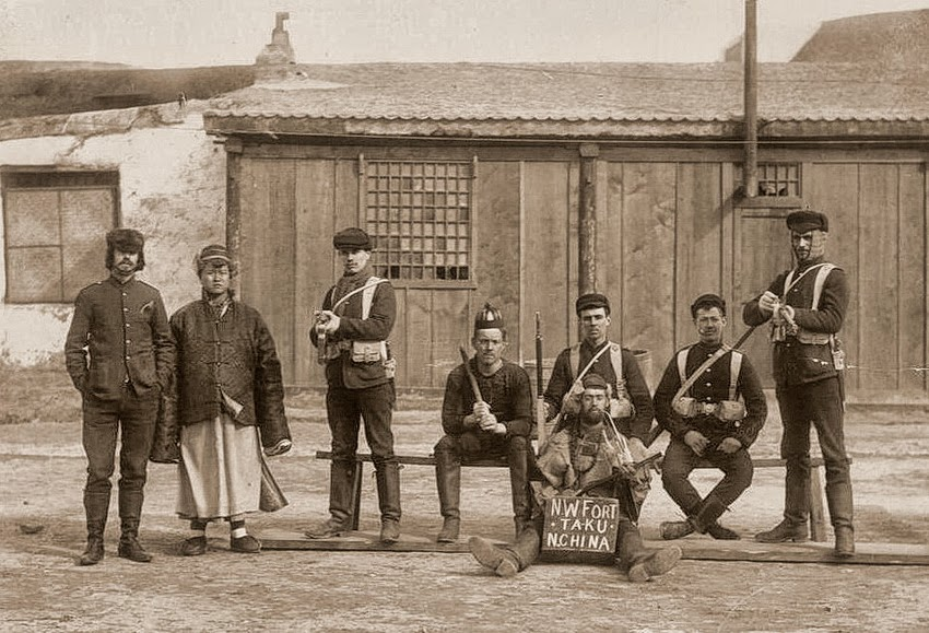 research papers on the chinese boxer rebellion Discover librarian-selected research resources on boxer rebellion from the questia online china emerged from the boxer uprising with a greatly increased.