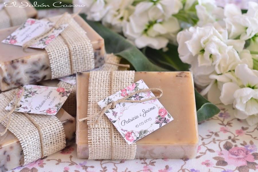 detalles naturales para bodas jabones de lavanda