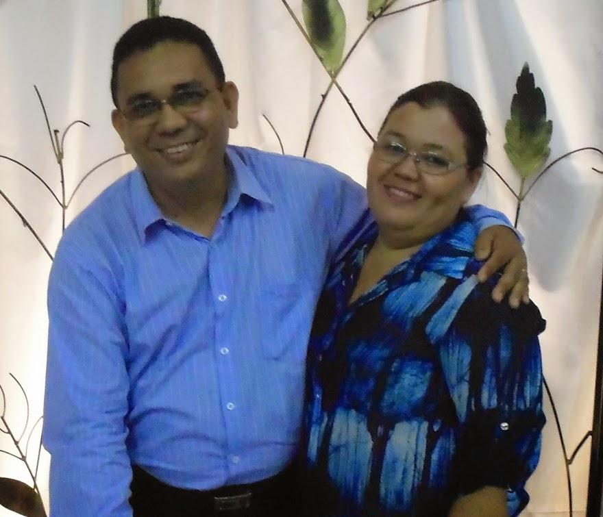Pr. Timóteo e Pra. Eliane