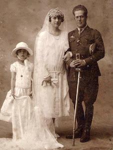 Diego Martínez Martínez  y Mercedes Cómitre Toledo