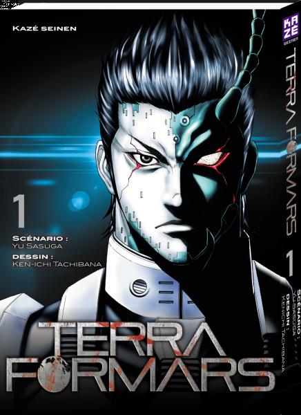 Terra Formars ภารกิจล้างพันธุ์นรก +OVA ซับไทย