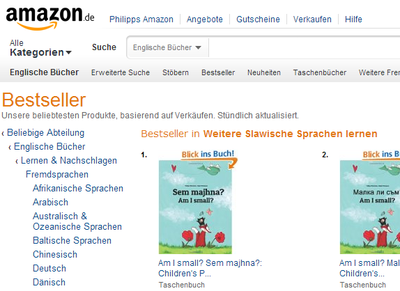 http://www.amazon.de/small-Sem-majhna-Childrens-English-Slovenian/dp/1494911655/