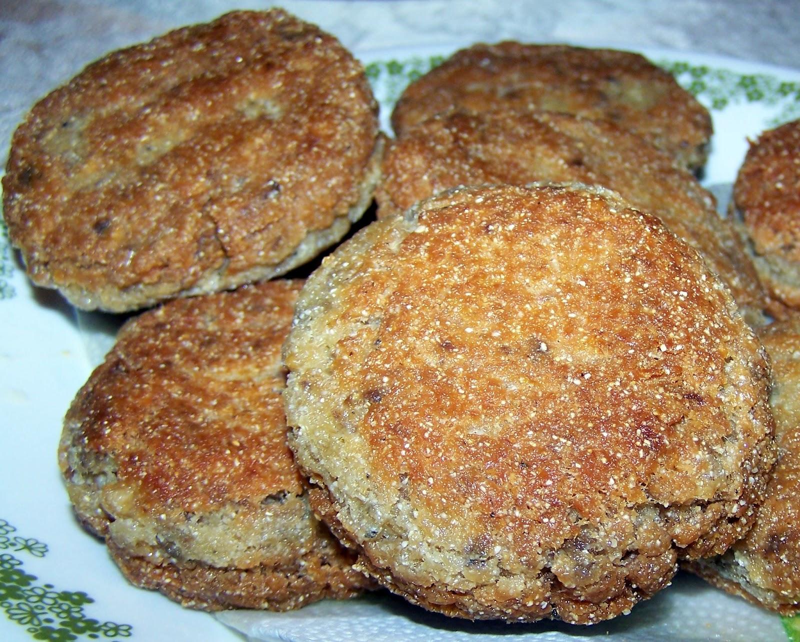 Man That Stuff Is Good!: Fried Salmon Patties